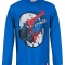 Marvel Spiderman Kinder Langarmshirt