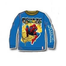 marvel-spiderman-kinder-langarmshirt-blau