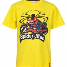 spiderman-marvel-kindertshirt-gelb